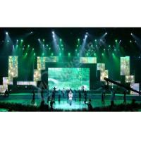 Wholesale SMD High Definition Rental Led Displays , Slim Led Video Screen Rental Best Visualization from china suppliers