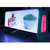 Wholesale High Brightness LED Taxi Sign For Advertising Windows XP / Vista / Win7 Software from china suppliers