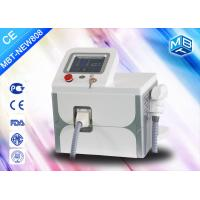 Wholesale 808 nm Diode Laser Hair Removal Machine Permanent With 8.4 Inch Color LCD Touch Screen from china suppliers