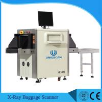 Wholesale High Load Airport Luggage Scanner , 5030C Baggage X Ray Machine Adjustable Conveyor Speed from china suppliers
