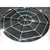 Wholesale round decorative wall mirror circle mirror carved mirror from china suppliers