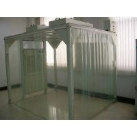 Wholesale Portable Softwall Modular Clean Room / Class 100 Clean Booth Class 1000 Purification from china suppliers