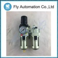 Buy cheap SMC Air Preparation Units, AC2010-02,AC3010-02.03,AC4010-04.06,AC5010-06.10 from wholesalers