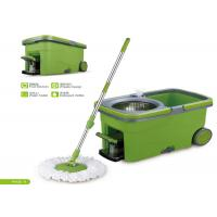 Wholesale Telescopic Handle 360 Microfiber Spin Mop And Bucket House Cleaning Tools from china suppliers
