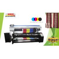 Wholesale Epson DX7 * 2 Mimaki Textile Printer / Textile Printing Machine For Roll Up Fabric from china suppliers