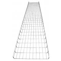 Wholesale Indoor electrical industrial straight wire basket mesh cable tray system, 500*50mm from china suppliers
