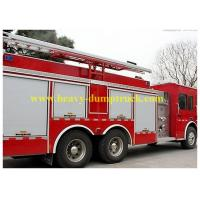 Wholesale Carbon Steel Fire Fighting Truck 6x4 12 CBM Water Tank SINOTRUK HOWO from china suppliers