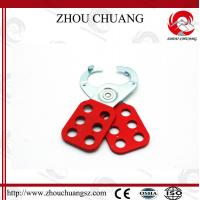 Wholesale OEM K02 Steel Safety Lockout Hasp With Six Hole from china suppliers