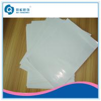 Wholesale Custom Printing Blank Sticker , Custom Printed A4 Self Adhesive Label from china suppliers