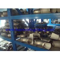 Wholesale ASTM A234 WPB / WPC But weld fittings 1/2'' To 48'' SCH10 To SCHXXS ASME / ANSI B16.9 from china suppliers
