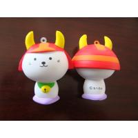 Buy cheap OEM Rubber Baby Bath Sponge / Cartoon Sponge Toys colorful High temperature resistance from wholesalers
