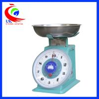 Wholesale Mechanical Spring Weighing digital kitchen scale 8 KG10 Kilogram Big Bowl from china suppliers