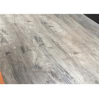 Quality 12mm Gray Sagebrush Click Lock Flooring Distressed for Home Decoration for sale