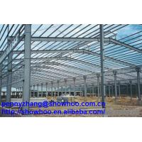 Buy cheap Light Steel Structure Warehouse from China Factory/Construction Steel Structure Warehouse from wholesalers