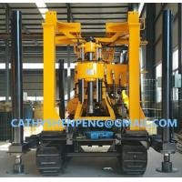Buy cheap 130 Crawler type Hydraulic Diamond Core Drilling Machine for mineral exploration from wholesalers