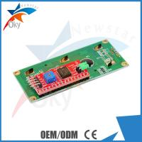 Wholesale 1602 LCD Module For Arduino 16x2 Character 80*36*54mm Arduino Module from china suppliers