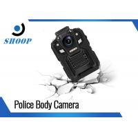 Wholesale Portable Police Wearing Body Cameras , High Resolution Police Wearable Camera from china suppliers