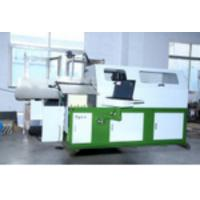 Wholesale 4KW Carbon Steel Wire Bending Equipment , High Speed Steel Rod Bending Machine from china suppliers