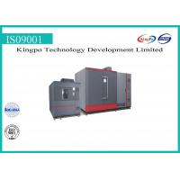 Buy cheap VOC Emission Test Chamber , Climatic Test Chambers 10±5pa Pressure from wholesalers