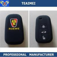 Wholesale Fashionable Black Rubber / Silicon Car Key Remote Cover For Roeve from china suppliers