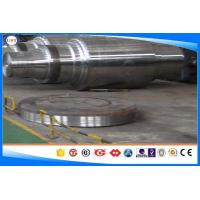Quality 826M31 / X9931 / En25 Forged Steel Shaft OD 80-1200 Mm Alloy Steel Material for sale