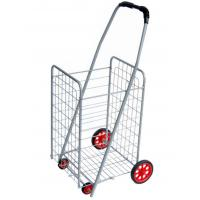 Wholesale Guangzhou factory small portable folding shopping cart, small shopping carts with wheels, from china suppliers