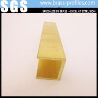 Wholesale Decorations For Sanitary Ware / Brass Extruding Bathroom Profiles from china suppliers