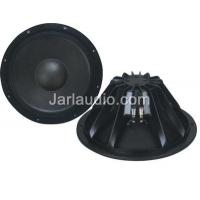 Wholesale 350W / 550W RMS Loudspeaker Woofer , 12″ 15″ Pro Audio Woofers from china suppliers