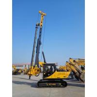 Wholesale Hydraulic Rotary Borehole Drilling Rig KR125A , Rotary Piling Rig from china suppliers