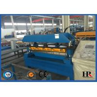 Wholesale Pre-cutting Sheet Metal Cold Roll Forming Machine With Gear / Sprocket Driving from china suppliers