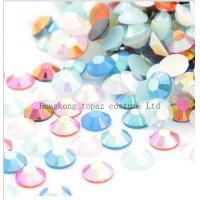 Wholesale neon color resin rhinestones for nail art decoration from china suppliers
