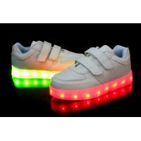 Wholesale OEM USB Charge Children Kids Casual Shoes for Boys from china suppliers