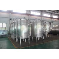 Wholesale Stainless Steel Brewhouse - ISO Automatic / Manual Micro Brewery Fermentation Tank from china suppliers