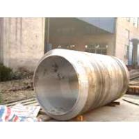 Wholesale Heavy Special Steel Forgings Tube , Petroleum Machinery Forged Rings from china suppliers