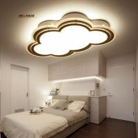 Buy cheap New Lovely Sweety Cloud Creative Ceiling Light For Children's Room Colorful Lamps Bedroom Home Lighting from wholesalers