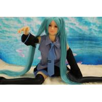 Wholesale 158cm Real Silicone Doll Cosplay , Japanese Silicone Dolls With Skeleton from china suppliers