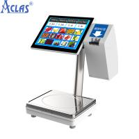 Wholesale Touch Screen POS Scale,PC POS Scale,Touch Scale,Retail Scale,Electronic Balance from china suppliers