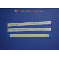 Wholesale 7 Pin 1.0mm Pitch Ribbon Flexible Flat Cable , 0.3mm Terminal Thickness from china suppliers