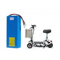 Wholesale 36V 10.4Ah Lithium Ion Battery Pack LG 18650 For Ebike from china suppliers