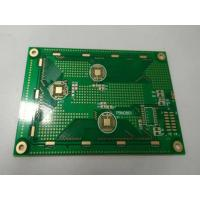 Wholesale FR4 94V0 Single Sided PCB Rigid , Lightweight RF Antenna Board from china suppliers