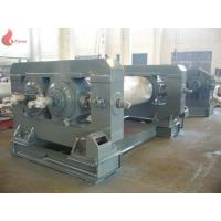 Wholesale Φ610 x1830mm Two Roll Mixing Open Mill With Gear Coupling Transmission from china suppliers