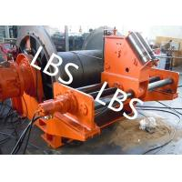 Wholesale 100m - 10000m Electric Spooling Device Winch Lebus Grooved Drum For Marine Oil Field from china suppliers