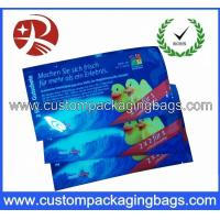 Wholesale Custom Packaging Bags For Wet Wipe from china suppliers