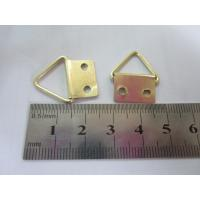 Wholesale Triangle hangers picture frame hanger photo frame hook in one set from china suppliers