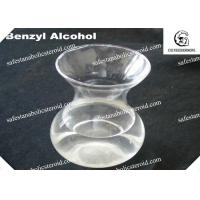 Wholesale BA /BB  Benzyl Alcohol  Pharmaceutical Intermediates Colorless Liquid from china suppliers