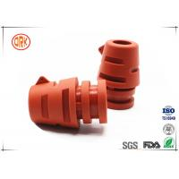 Quality Colourful NBR / Nitrile Rubber Bushing For Automotive Oil Resistance for sale