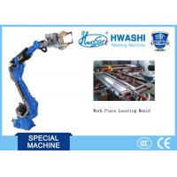 Wholesale Metal Plate Robot Arm 6 Axis Robotic Spot Welding Machine With Servo Motor from china suppliers