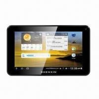 Wholesale 7-inch Tablet PC with Android 4.0 Gingerbread OS from china suppliers