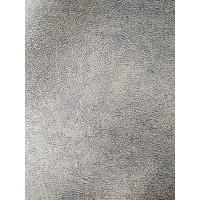 Buy cheap Hot Stampling Brown Suede Faux Leather Apparel Fabric 54