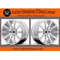 Wholesale 1PC Matt Black Machie Face Forged Magnesium Wheels Gun Metal Brown from china suppliers